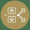 Options trading icon