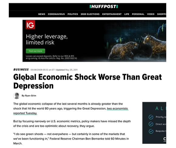 economic news example