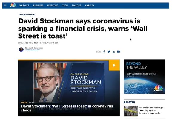 stock investing mistakes economic news example