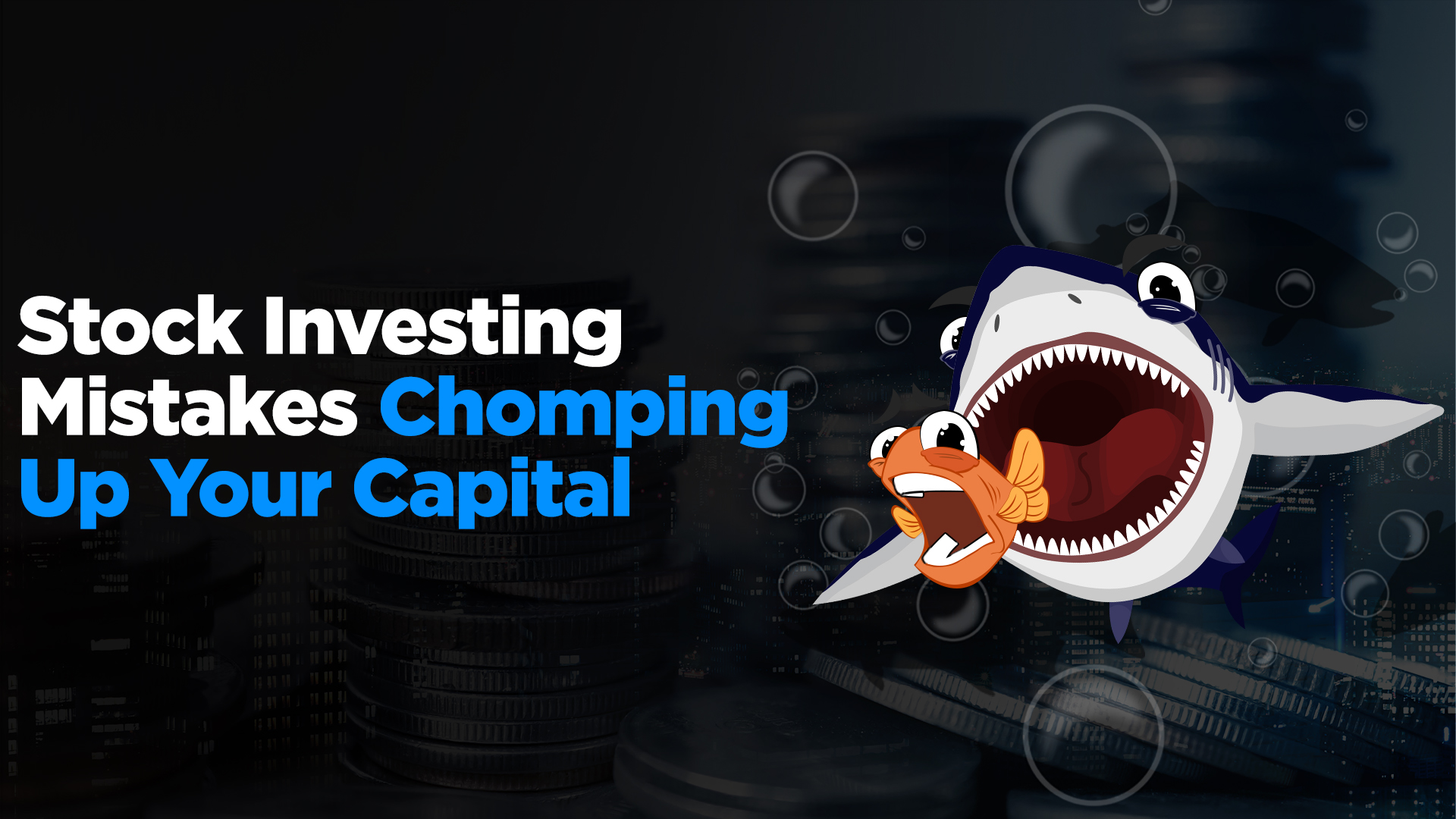 4 Stock Investing Mistakes Burning Your Capital (And How To Fix Them)