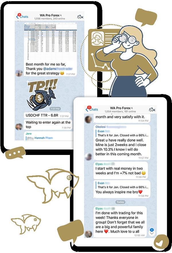 Telegram Group Forex-1